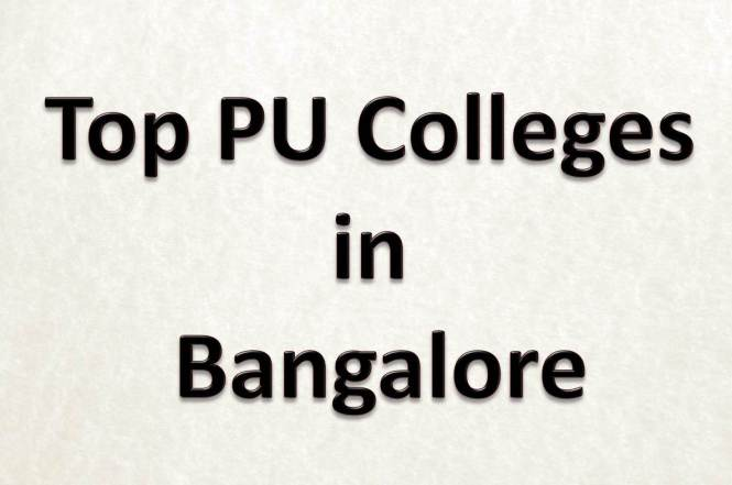 Best PU College, PU colleges in Bangalore, PUC + IIT, PU